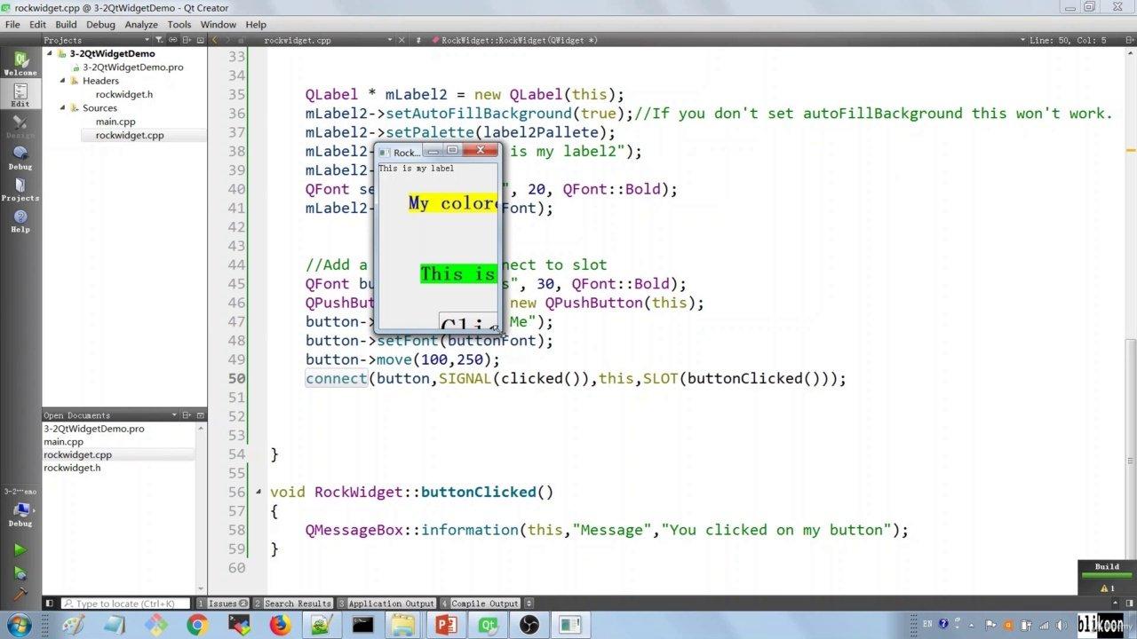 دانلود Udemy Qt 5 C++ GUI Development For Beginners : The Fundamentals