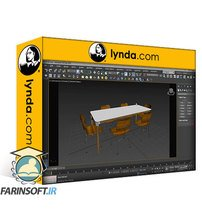دانلود lynda 3ds Max and V-Ray: Residential Interior Materials