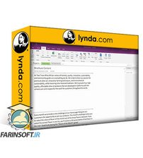 دانلود lynda OneNote Quick Tips