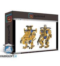 دانلود Gumroad Mech Design With Blender