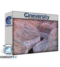 دانلود Cineversity Canyon Scene Reconstruction: Create 3D Geometry from Video for use in Visual Effects