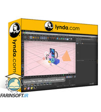 دانلود lynda Cinema 4D R20 Essential Training: Motion Graphics