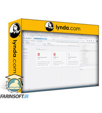 دانلود lynda Rapid Application Development with Xamarin and Azure App Service