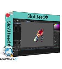 دانلود Skillshare Pixel Art Animation