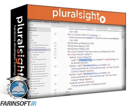 دانلود PluralSight Angular Best Practices