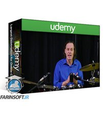 دانلود Udemy How To Play The Drum Set For Beginners