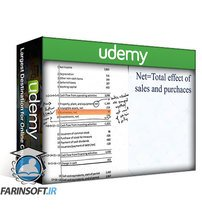 دانلود Udemy Complete analysis of Financial Statements and Key Ratios