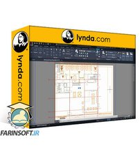دانلود lynda AutoCAD 2020: Spaces and Workspaces