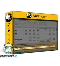 دانلود lynda Excel: Advanced Formulas and Functions
