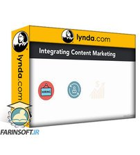 دانلود lynda Learning Integrated Content Marketing