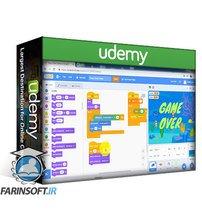 دانلود Udemy Scratch 3.0 for Teachers | Teach Coding with Games & Scratch