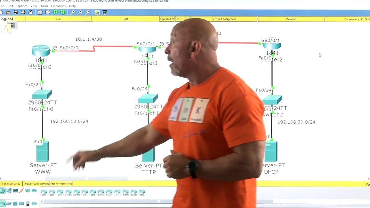 دانلود Udemy Cisco CCNA RS The Complete Course