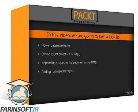 دانلود PacktPub Building Interactive Data Visualizations with D3.js