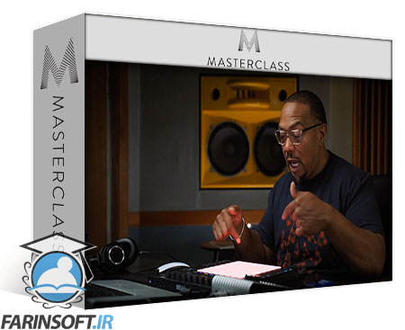 دانلود MasterClass Timbaland Teaches Producing and Beatmaking
