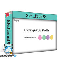 دانلود Skillshare Drawing Vector Flowers – Illustrating Simple Florals in Adobe Draw on the iPad