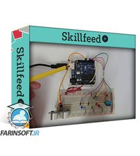 دانلود Skillshare Crazy about Arduino – Level 3 – Building a Complete Web-based IoT Data-logger