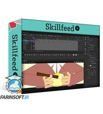 دانلود Skillshare Create a storyboard with Adobe Animate