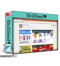 دانلود Skillshare Photoshop for Illustrators II: Using and Creating Brushes