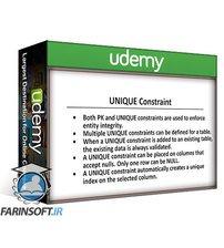 دانلود Udemy Database Design & Management: MySQL, Oracle & PostgreSQL