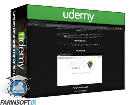دانلود Udemy Ethical Hacking With Python, JavaScript and