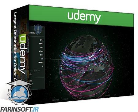 دانلود Udemy XSS Attack – Most Widespread Hacking Technique