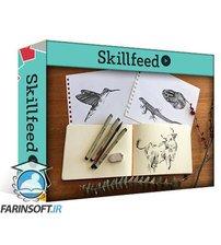 دانلود Skillshare Illustrating Animals with Pen