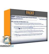 دانلود PacktPub CISSP®️ Certification Domain 4: Communication and Network Security Video Boot Camp 2019