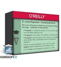 دانلود OReilly Linear Regression with Python