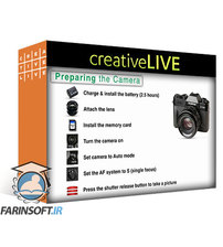 دانلود CreativeLive Fujifilm X-T20 Fast Start