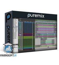 دانلود pureMix John Paterno Mixing Template & Workflow