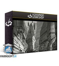 دانلود Gnomon Workshop Sketch Anything with Aaron Limonick