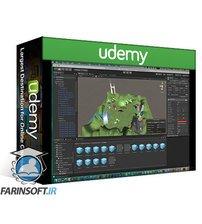 دانلود Udemy Create A 3D Game In Augmented Reality | Step-By-Step Videos