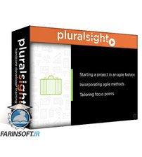 دانلود PluralSight Running Practitioner Level Projects with Agile