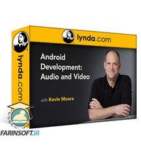 دانلود lynda Android Development: Audio and Video