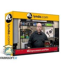 دانلود lynda CompTIA A+ (220-1001): Cert Prep 2 Microprocessing and RAM