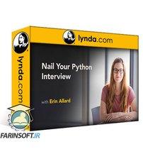 دانلود lynda Nail Your Python Interview