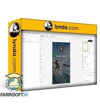 دانلود lynda UXPin: Design Sprints and Reviews