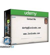 دانلود Udemy JSF 2.2 – Java Server Faces for Beginners – Build a DB App