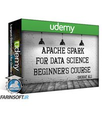 دانلود Udemy Apache Spark for Data Science : New Beginner's Course (2019)