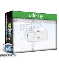 دانلود Udemy The Complete ETABS Professional- For Structural Engineers