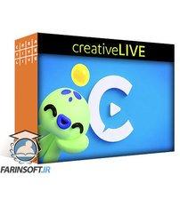 دانلود CreativeLive Creating a Cartoon Character in Cineversity Brand ID