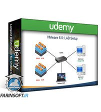 دانلود Udemy The Complete VMware vSphere 6.5: Beginner to Advanced Part 1-2