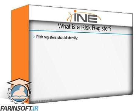 دانلود INE Information Risk Management (CISM)