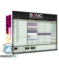 دانلود Sonic Academy Techno 219 with Harvey McKay