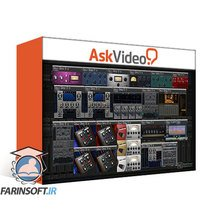 دانلود AskVideo Pro Tools 202 More Plugins Explored