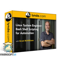 دانلود lynda Linux System Engineer: Bash Shell Scripting for Automation
