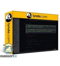 دانلود lynda Python Data Structures:  Linked Lists