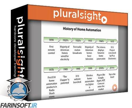 دانلود PluralSight Home Automation Fundamentals