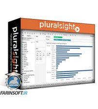 دانلود PluralSight Tableau Desktop Playbook: Building Common Chart Types