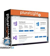 دانلود PluralSight Visual Studio 2019 Getting Started